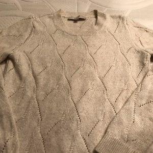 Loft crew neck sweater
